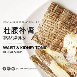 WAIST & KIDNEY TONIC HERBAL SOUP 壮腰补肾药材汤
